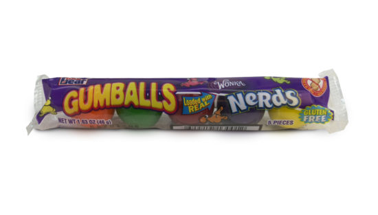 Nerds 5-ball Tube