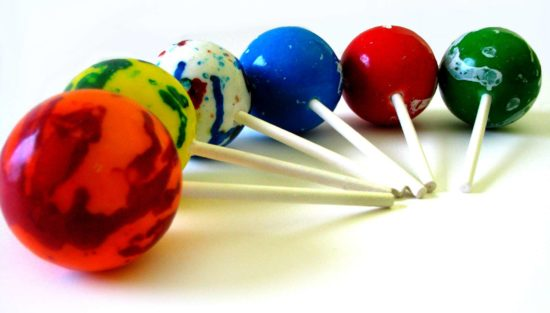 Jawbreaker on stick