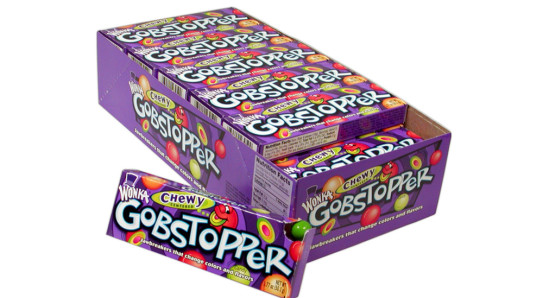 Chewy Gobstopper Box