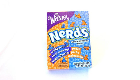 Nerds Peach WildBerry