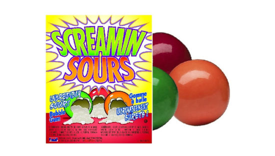 Screaming Sour Filled
